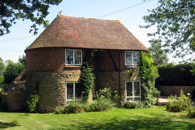 converted oast house in Headcorn